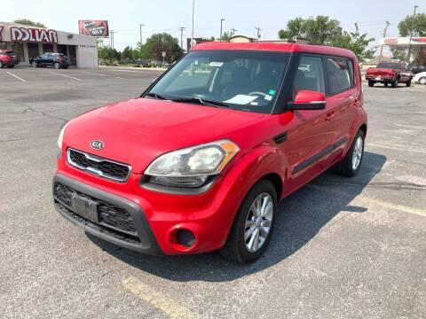 2012 Kia Soul for sale at University Auto Sales Inc in Pocatello ID