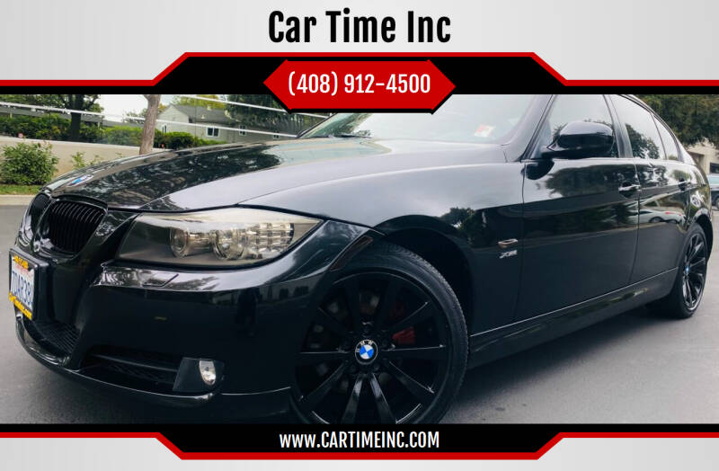 2011 BMW 3 Series for sale at Car Time Inc in San Jose CA