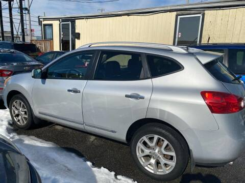 2011 Nissan Rogue for sale at Debo Bros Auto Sales in Philadelphia PA