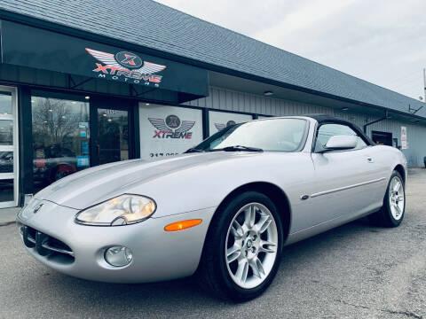 2002 Jaguar XK-Series for sale at Xtreme Motors Inc. in Indianapolis IN