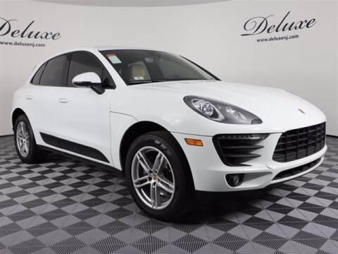 2018 Porsche Macan for sale at DeluxeNJ.com in Linden NJ