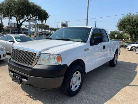 2007 Ford F-150 for sale at CityWide Motors in Garland TX
