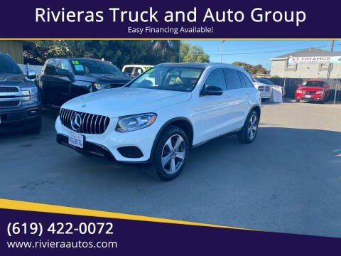 2019 Mercedes-Benz GLC for sale at Rivieras Truck and Auto Group in Chula Vista CA