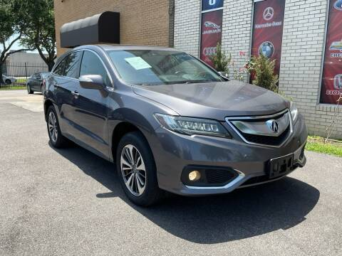 2017 Acura RDX for sale at Auto Imports in Houston TX