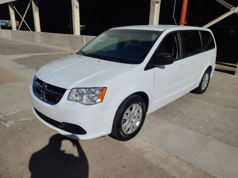 2016 Dodge Grand Caravan for sale at NEW UNION FLEET SERVICES LLC in Goodyear AZ