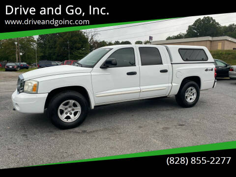 2005 Dodge Dakota for sale at Drive and Go, Inc. in Hickory NC