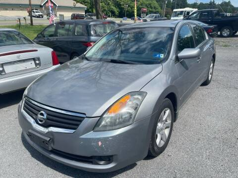 2009 Nissan Altima for sale at Noble PreOwned Auto Sales in Martinsburg WV