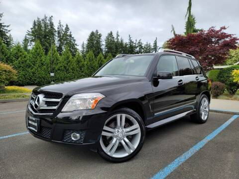 2010 Mercedes-Benz GLK for sale at Silver Star Auto in Lynnwood WA