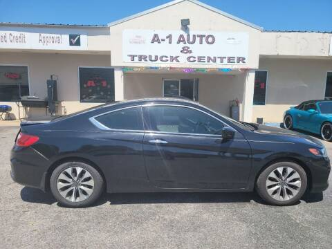 2015 Honda Accord for sale at A-1 AUTO AND TRUCK CENTER in Memphis TN