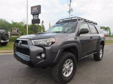 2010 Toyota 4Runner for sale at J T Auto Group in Sanford NC