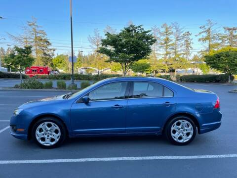 2010 Ford Fusion for sale at Car One Motors in Seattle WA