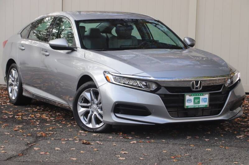 2018 Honda Accord for sale at Jersey Car Direct in Colonia NJ