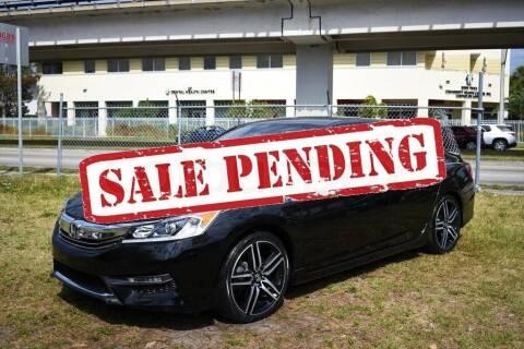 2017 Honda Accord for sale at STS Automotive - Miami, FL in Miami FL