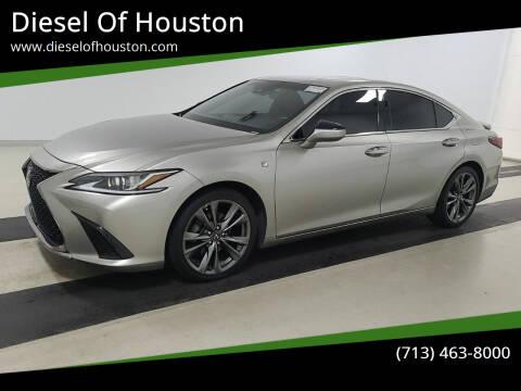 2019 Lexus ES 350 for sale at Diesel Of Houston in Houston TX