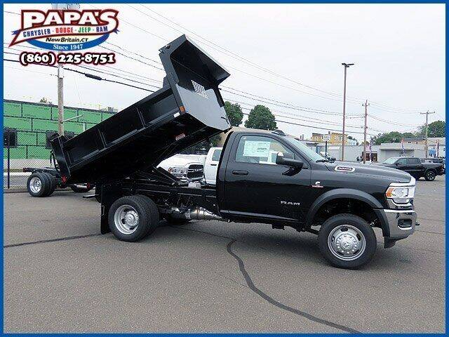 2021 RAM Ram Chassis 5500 for sale in New Britain, CT