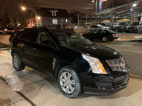 2011 Cadillac SRX for sale at Alpha Motors in Chicago IL