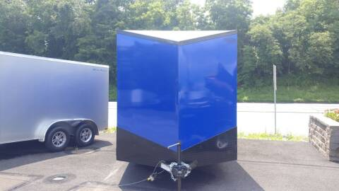 2020 Bravo 7x14 for sale at Smart Choice 61 Trailers in Shoemakersville PA