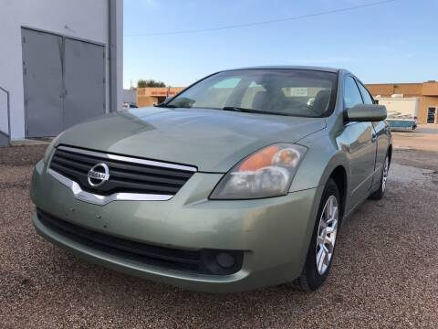 2007 Nissan Altima for sale at BJ International Auto LLC in Dallas TX