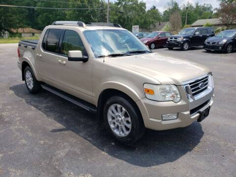 2007 Ford Explorer Sport Trac for sale at Motorsports Motors LLC in Youngstown OH
