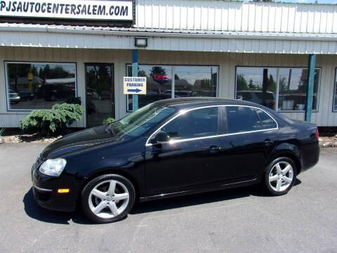 2009 Volkswagen Jetta for sale at PJ's Auto Center in Salem OR