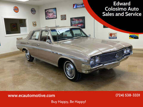 1964 Buick Skylark for sale at Edward Colosimo Auto Sales and Service in Evans City PA