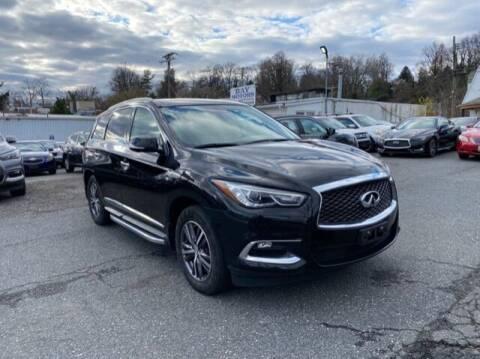 2017 Infiniti QX60 for sale at Bay Motors Inc in Baltimore MD