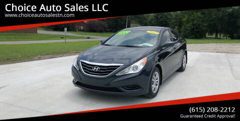 2012 Hyundai Sonata for sale at Choice Auto Sales LLC - Cash Inventory in White House TN
