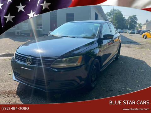 2012 Volkswagen Jetta for sale at Blue Star Cars in Jamesburg NJ