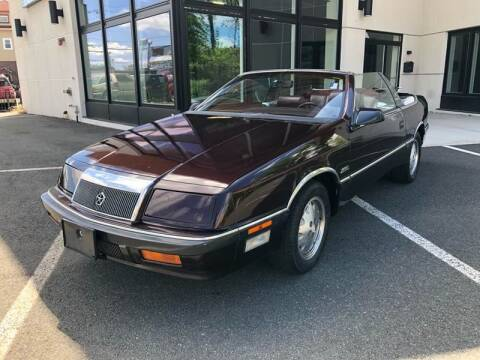1988 Chrysler Le Baron for sale at MAGIC AUTO SALES in Little Ferry NJ