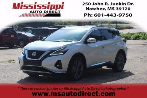 2019 Nissan Murano for sale at Auto Group South - Mississippi Auto Direct in Natchez MS