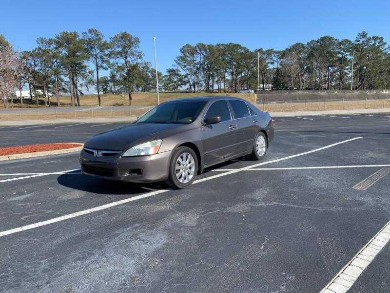 2007 Honda Accord for sale at SELECT AUTO SALES in Mobile AL