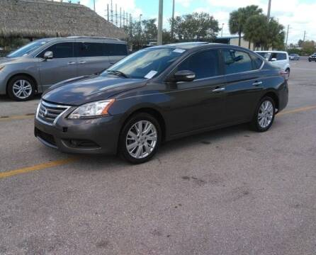 2014 Nissan Sentra for sale at JacksonvilleMotorMall.com in Jacksonville FL