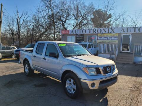 2006 Nissan Frontier for sale at Auto Tronix in Lexington KY