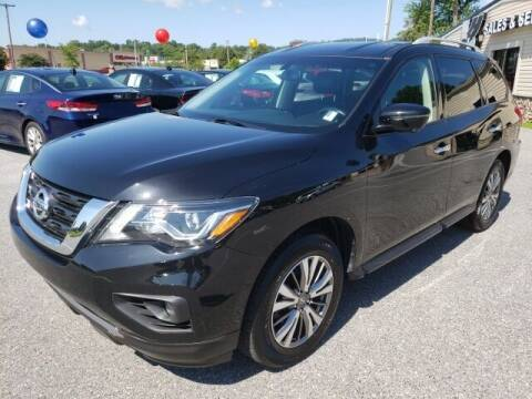 2018 Nissan Pathfinder for sale at Hi-Lo Auto Sales in Frederick MD