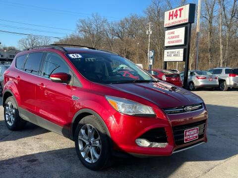 2013 Ford Escape for sale at H4T Auto in Toledo OH