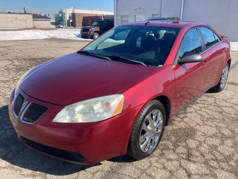 2008 Pontiac G6 for sale at Two Rivers Auto Sales Corp. in South Bend IN