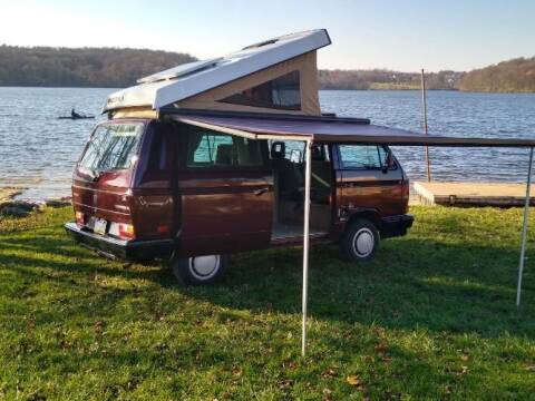 1990 Volkswagen Vanagon for sale at Classic Car Deals in Cadillac MI