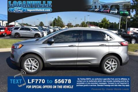2021 Ford Edge for sale at Loganville Quick Lane and Tire Center in Loganville GA