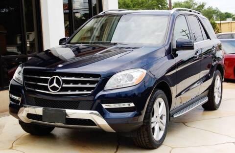 2015 Mercedes-Benz M-Class for sale at Avi Auto Sales Inc in Magnolia NJ