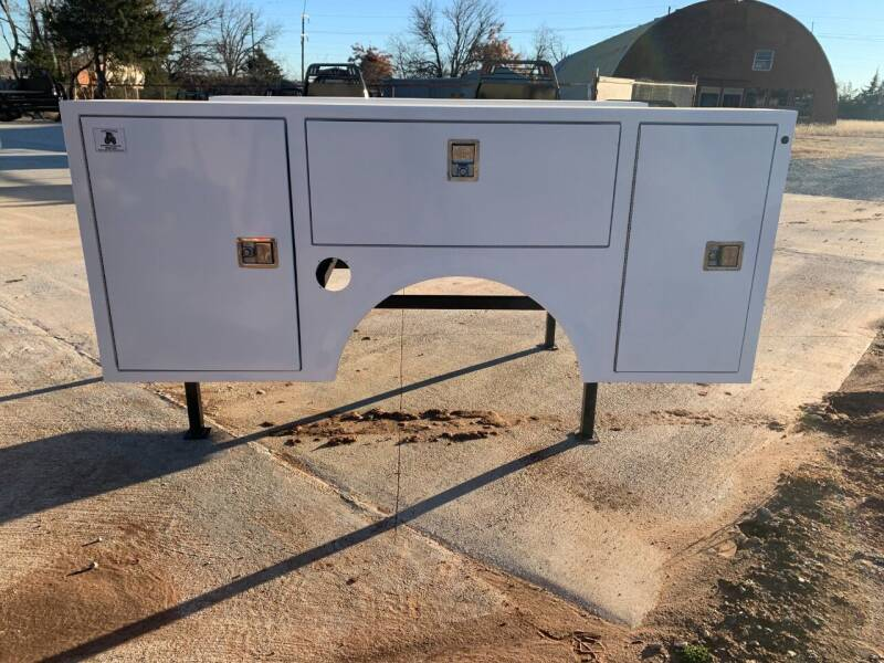 2020 Warner Service Bed for sale at Truck Source in Perry OK