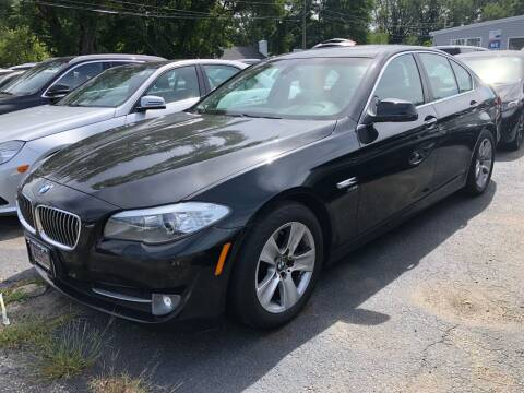 2012 BMW 5 Series for sale at Top Line Import in Haverhill MA