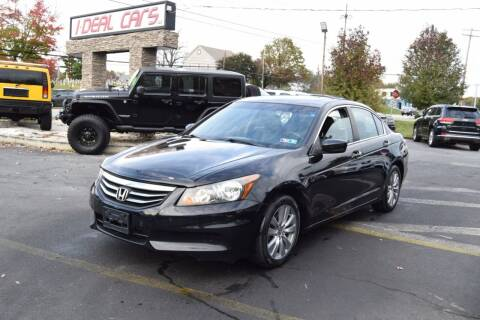 2012 Honda Accord for sale at I-DEAL CARS in Camp Hill PA