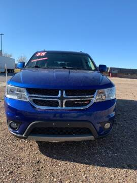 2015 Dodge Journey for sale at El Rancho Auto Sales in Marshall MN