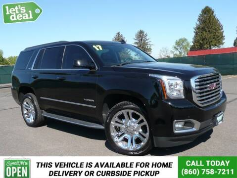 2017 GMC Yukon for sale at Shamrock Motors in East Windsor CT