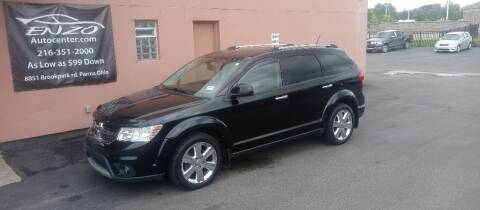 2014 Dodge Journey for sale at ENZO AUTO in Parma OH