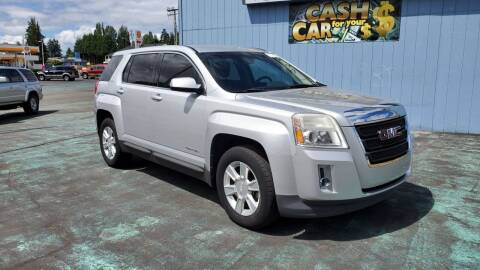 2010 GMC Terrain for sale at Good Guys Used Cars Llc in East Olympia WA