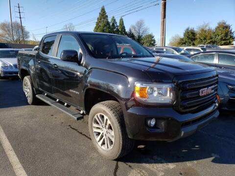 2015 GMC Canyon for sale at Auto Solutions in Maryville TN