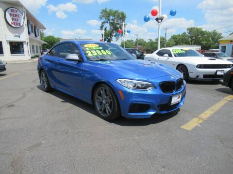 2014 BMW 2 Series for sale at Auto Land Inc in Crest Hill IL