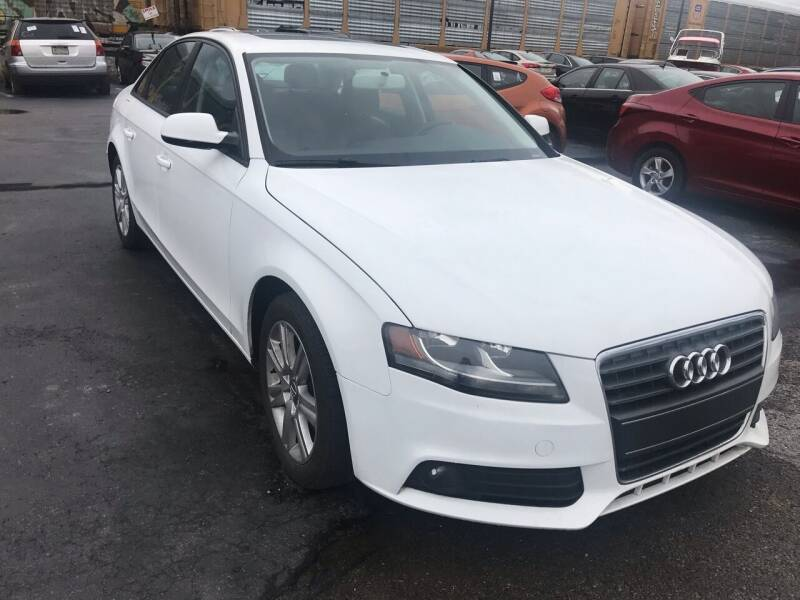 2011 Audi A4 for sale at Tennessee Auto Brokers LLC in Murfreesboro TN
