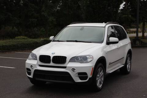2013 BMW X5 for sale at Top Gear Motors in Lynnwood WA